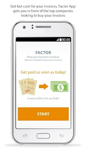 Factor App- screenshot thumbnail