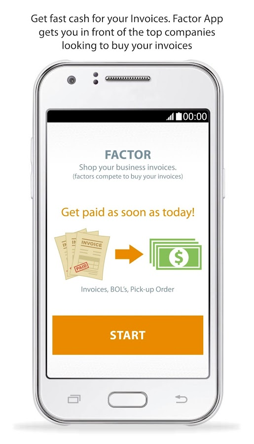 Factor App- screenshot