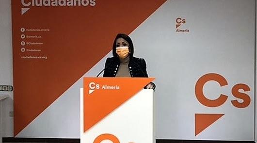 """Cs pide al PP """"cumplir el pacto"""" en Gérgal y facilitar el relevo de la Alcaldía"""