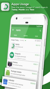 AppUp - App Usage Phone - náhled