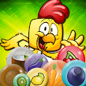 Farm Bubble Shooter Trouble icon