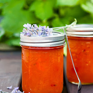 Apricot Lavender Jam