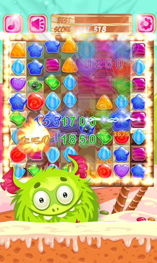 Jewels Candy Frenzy
