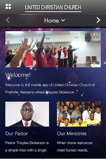 United Christian Church of PV