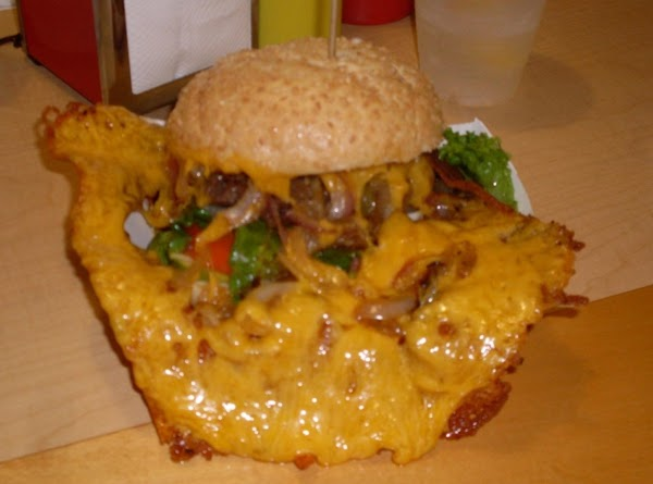 1/3 -pound Squeeze Burger (as Seen On Ddd) Recipe