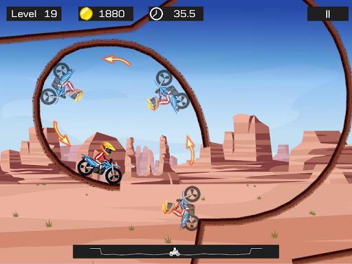Top Bike - best physics bike stunt racing game screenshots 10