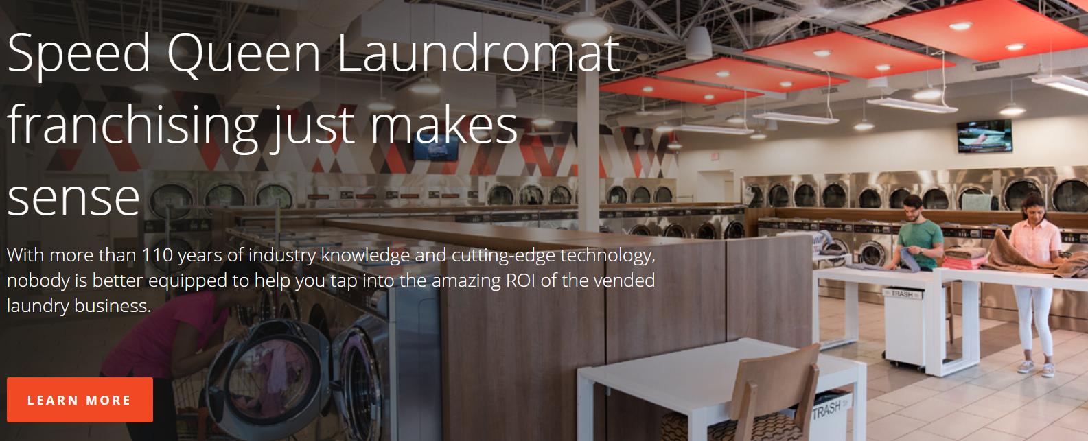 Speed Queen Laundromat
