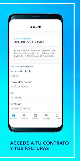 Aquaservice screenshot 5