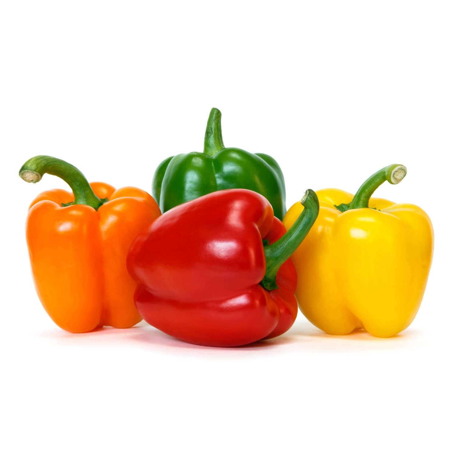 Peppers and Capsicum