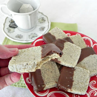Chocolate Coffee Shortbread Recipes