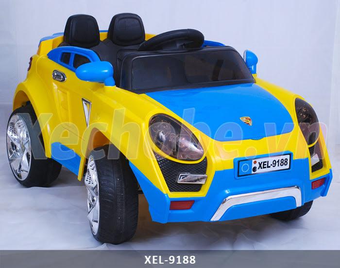 ô tô điện cho bé XEL