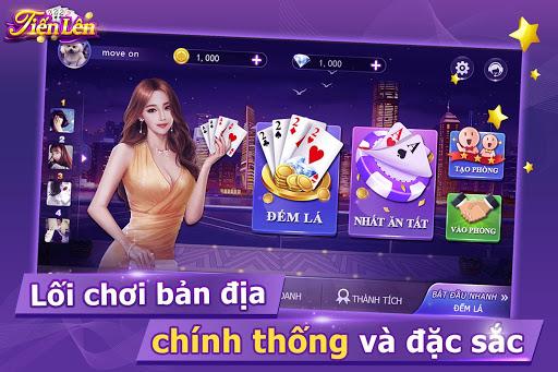Tiu1ebfn Lu00ean Miu1ec1n Nam - Tien Len -Tu00e1 Lu1ea3-Phu1ecfm -ZingPlay 1.7.061105 screenshots 10