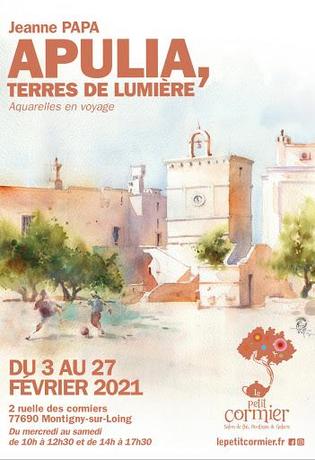 EXPO 2020 Petit Cormier_ AQUARELLE JEANNE PAPA