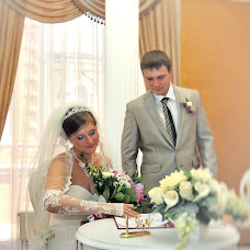 Wedding photographer Elena Gorokhova (LenaFlamma). Photo of 11.10.2014