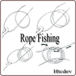 binding fishing rope - náhled