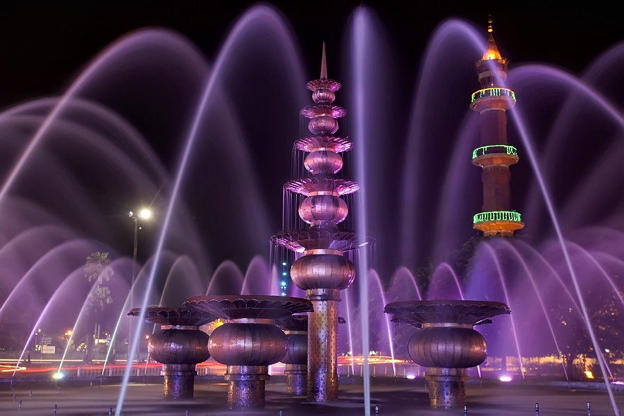 Fountain by Jeffry Surianto - Landscapes Travel ( travel. fountain )