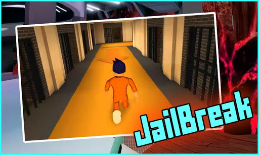 Jail Break Escape Prison : Obby Mod screenshot 1