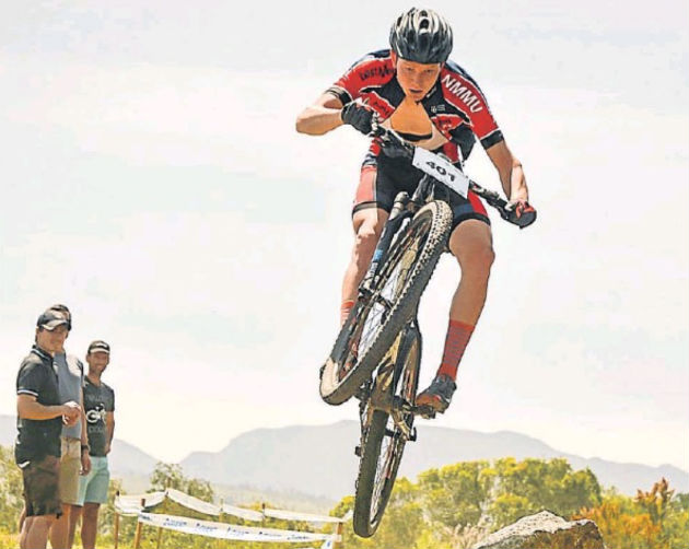 Cyclists can expect a number of challenges on the Whip Snake route when the first leg of the third Madibaz MTB XCO Series gets under way at the Nelson Mandela University campus in George on Sunday