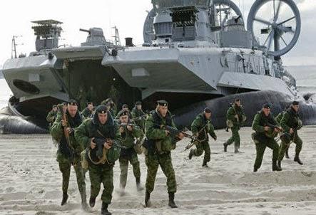 Части морской пехоты