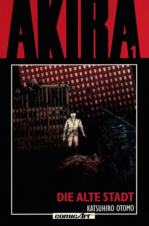 Akira (1991) - komplett
