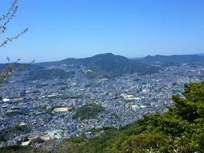 Photo: 長崎の街なみです!