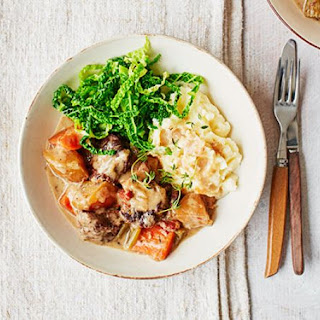 Normandy Pork with Apples & Cider Recipe