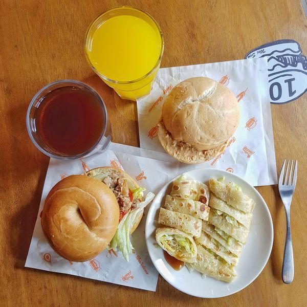 葳森早餐 - 網友評價,菜單,訂位電話及地址 | 愛食記