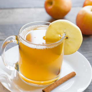 Apple Cider Hot Toddy