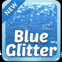 Blue Glitter icon