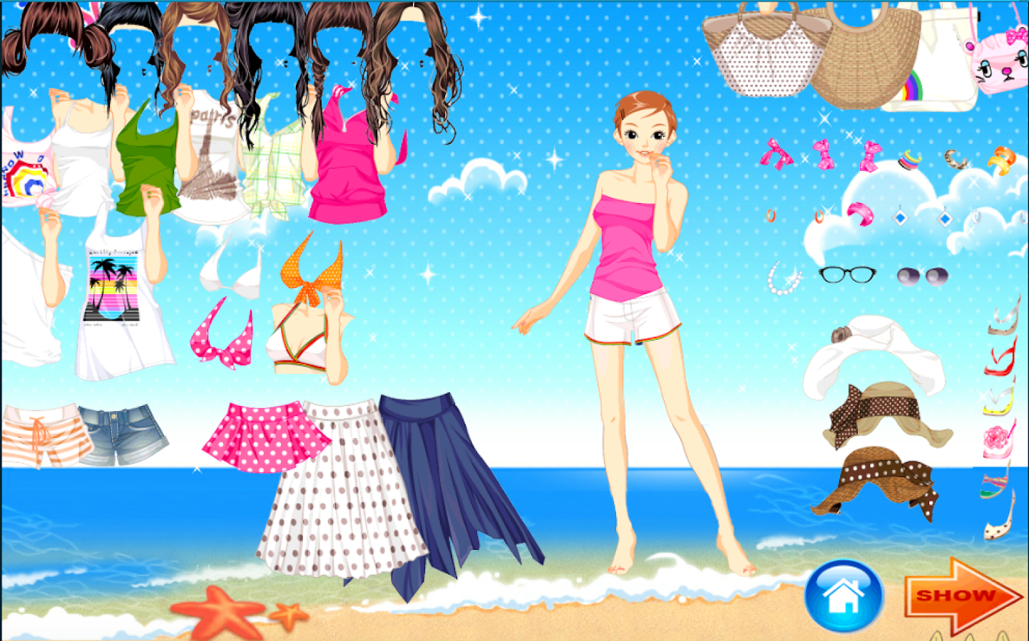 Summer Girls Dress Up - Android Apps on Google Play