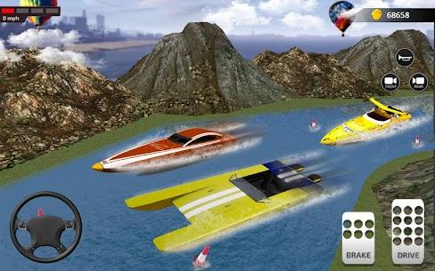 قوارب الكاياك قارب متسابق لعبه 2018 3D سباق محاكاة 3
