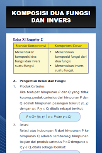 Ringkasan Matematika SMA - náhled