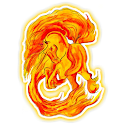 Inferno daily wallpaper icon
