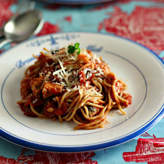 Red Wine Chicken Spaghetti Recipes
