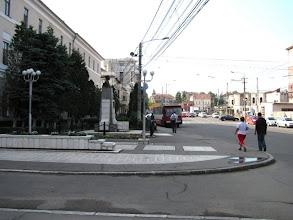 "Photo: Nicolae I. Dascalescu -   "" GENERAL DE CORP DE ARMATA  NICOLAE I. DASCALESCU 1884-1969 COMANDANT AL ARMATEI A 4-A ROMANE"" Sculptor: Anton Tanase Arhitect: Ioan Arboreanu Constructor: Comandamentul Armatei a 4-a Transilvania Sponsori: S.C. Armatura S.A. Cluj-Napoca S.C. Marmosim S.A. Simeria. (2011.05.25)"
