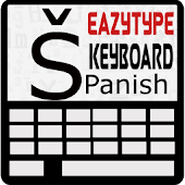 EazyType Spanish Keyboard