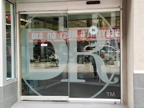 Photo: Entering Duane Reade for shopping fun!