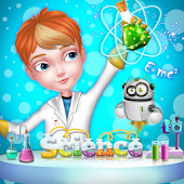 Learning Science Experiment : Kids School