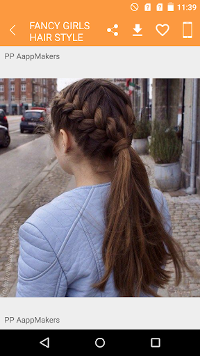 Download Fancy Girls Hair Style For Free Latest 10 Version Apk File
