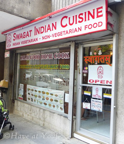 Swagat storefront