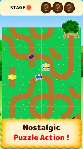 ARI KURU : Clu Clu Puzzle