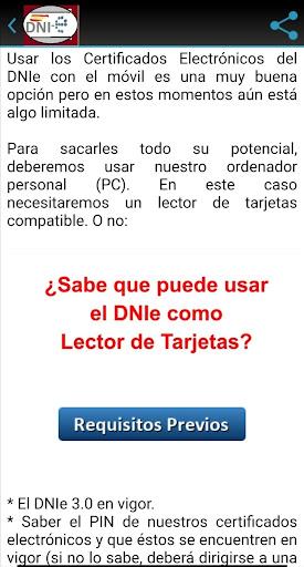 DNI/Pasaporte: Requisitos y Obtenciu00f3n de Cita screenshots 7
