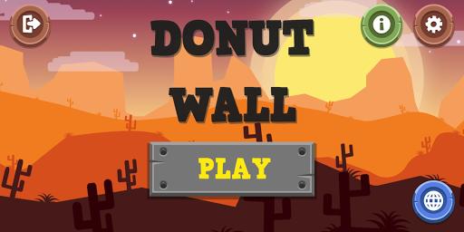 Donut Wall 0.3 screenshots 1
