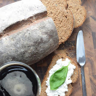 Pumpernickel Beer Bread.