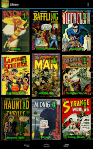 Challenger Comics Viewer 2