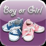 Boy or Girl Icon