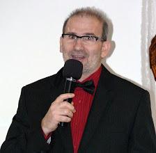 Photo: 2012 szilveszterén D. Nagy Tamás adott át üzenetet Istentől.
