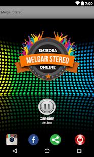 Melgar Stereo - náhled