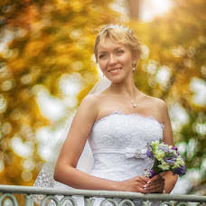 Wedding photographer Evgeniy Zolotov (ZolotovEA). Photo of 19.09.2015