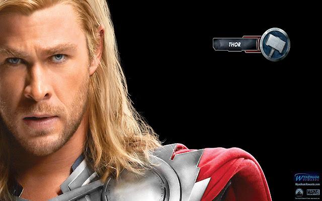 Thor - New Tab in HD